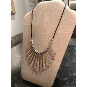 Jewelry - Mixed Metal Necklace
